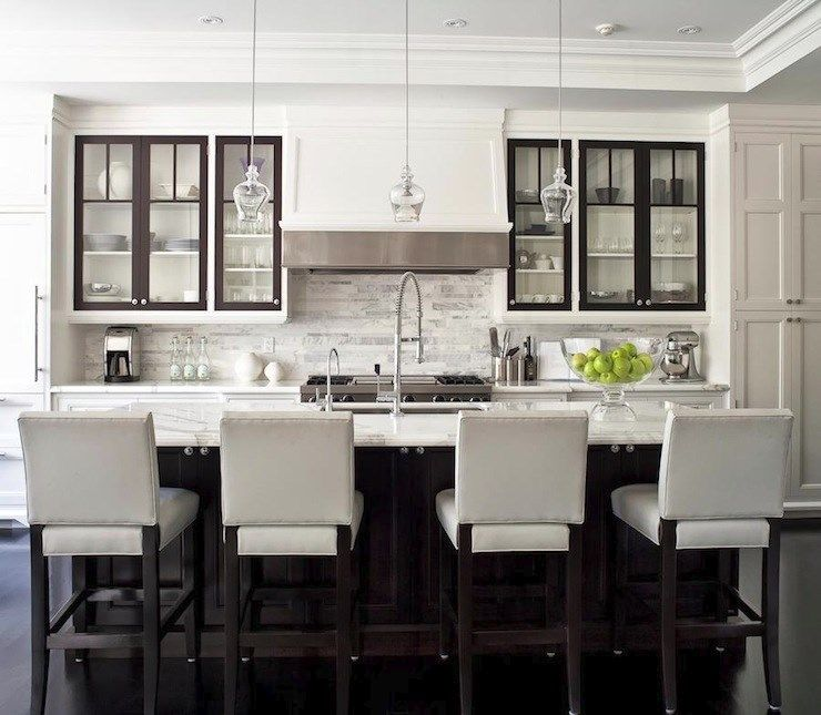 white kitchen cabinet moulding 10 unique painting ideas featuring black trim kitchen 28642