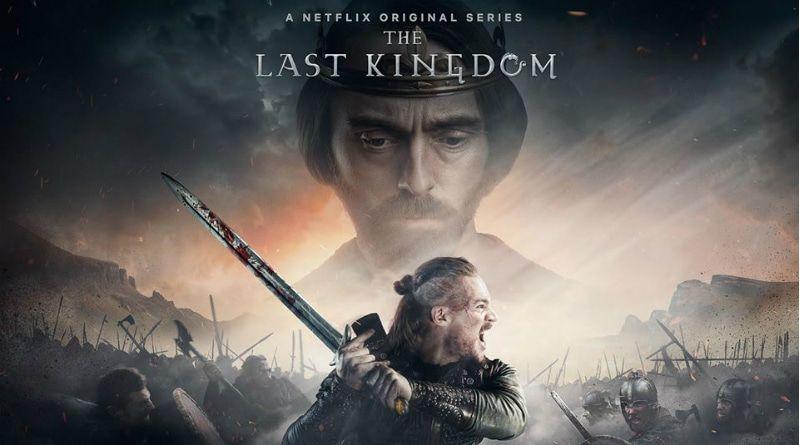 The Last Kingdom Uhtred Alexander Dreymon The Last Kingdom