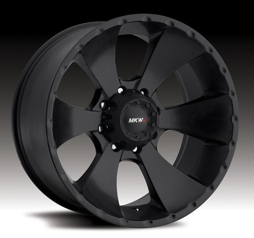 22 Mkw M19 8 Lug Package Wheels Jk Motorsports Wheel Black Wheels Toyota Suv