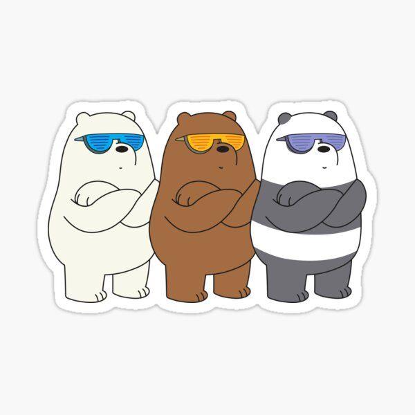We Bare Bears Fan Art