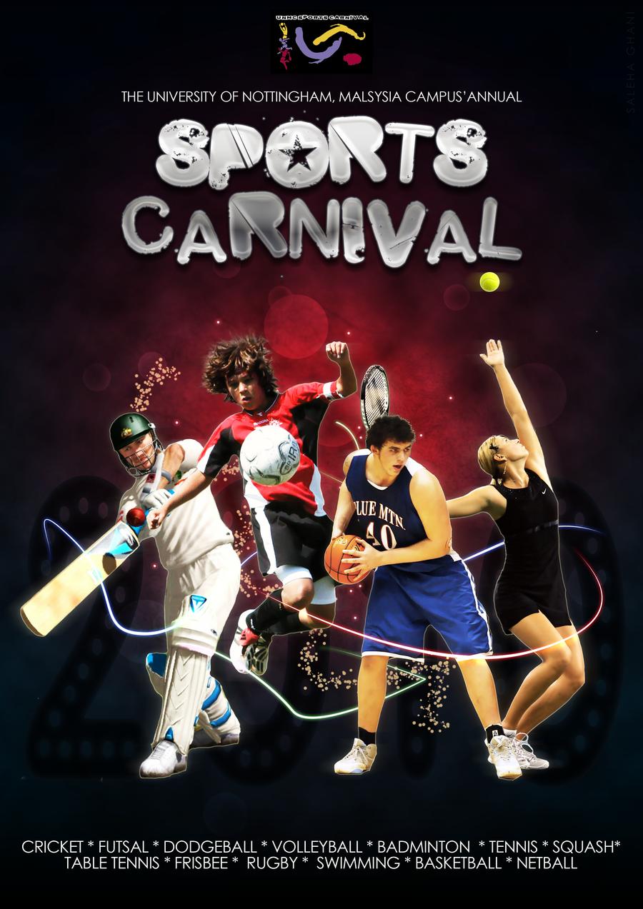 Sports Carnival Poster by ~art-junki3 on deviantART   Sports ...