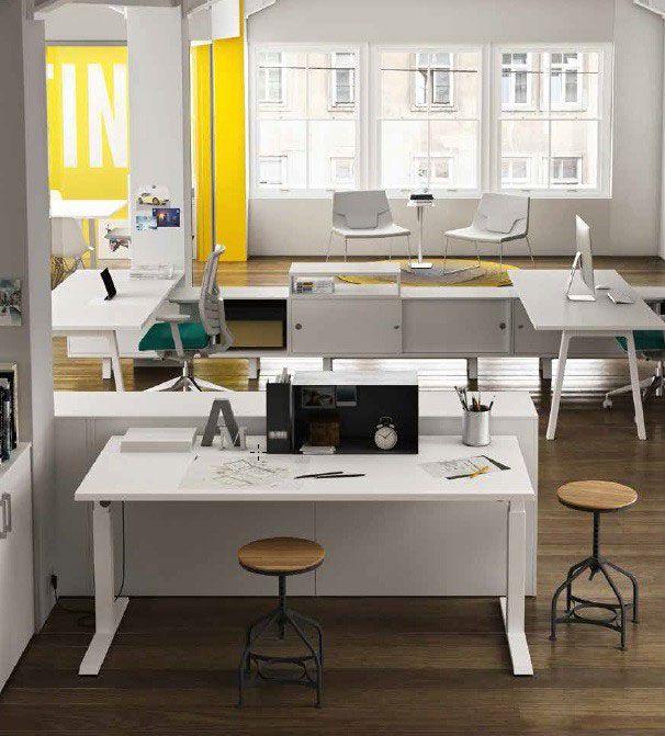 Arredamento di design castellani tutto per l 39 ufficio e for Design per l ufficio