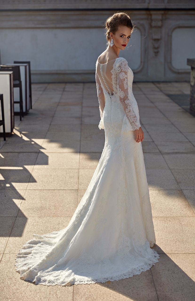 36e37af3 Goldie | brudekjole fra Annais Bridal Www.weddingdeluxe.dk ...