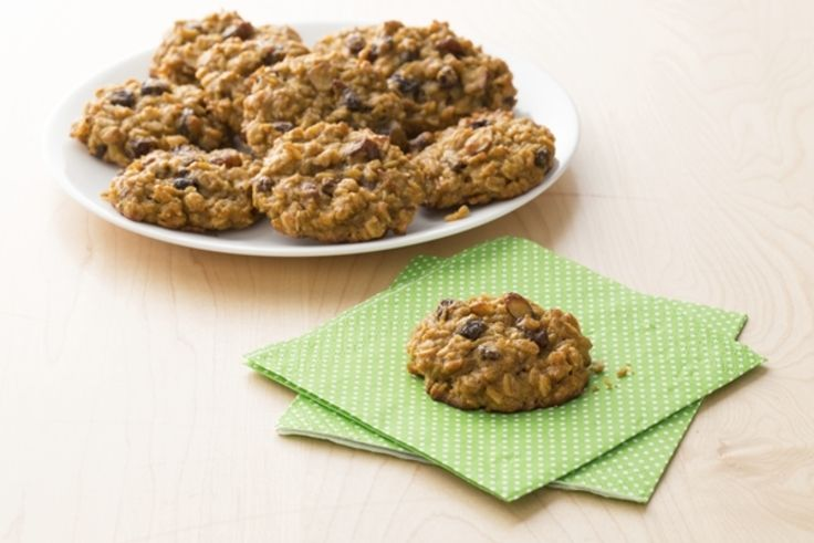 Kids and adults will never notice there's an entire box of winter squash packed into these breakfast cookies. They are simply delicious!