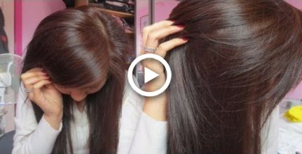 How To Dye Black Hair to Brown (without bleaching) - very light ash blonde   Emily #lightashblonde
