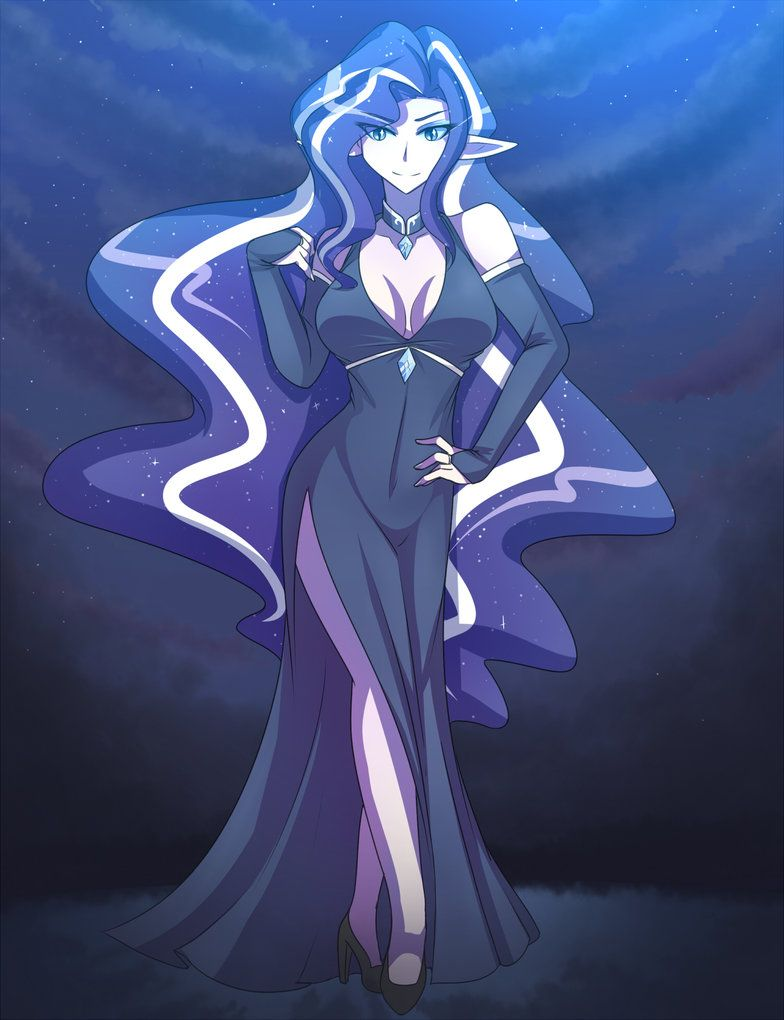 Nightmare Rarity (1-hour quickdraw) by JonFawkes on DeviantArt