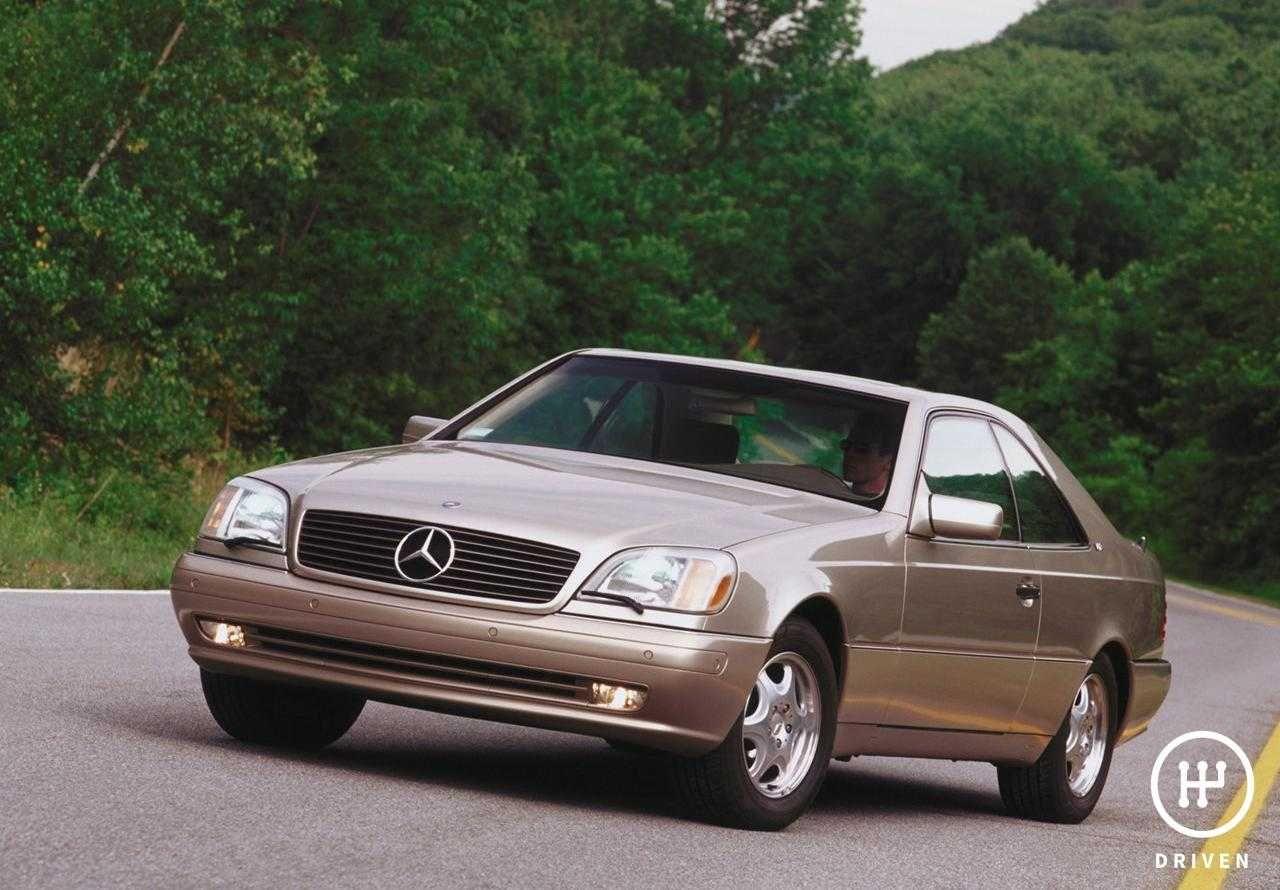 1999 Mercedes Benz Cl Coupe Pinterest S Cars W140 Class