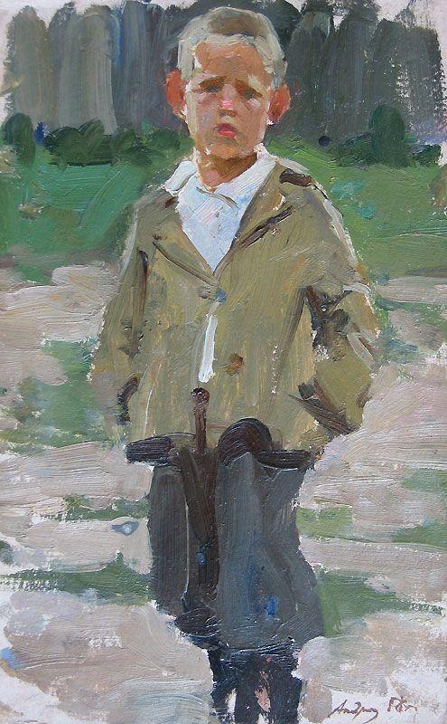 Image detail for -Leningrad school painters - WetCanvas