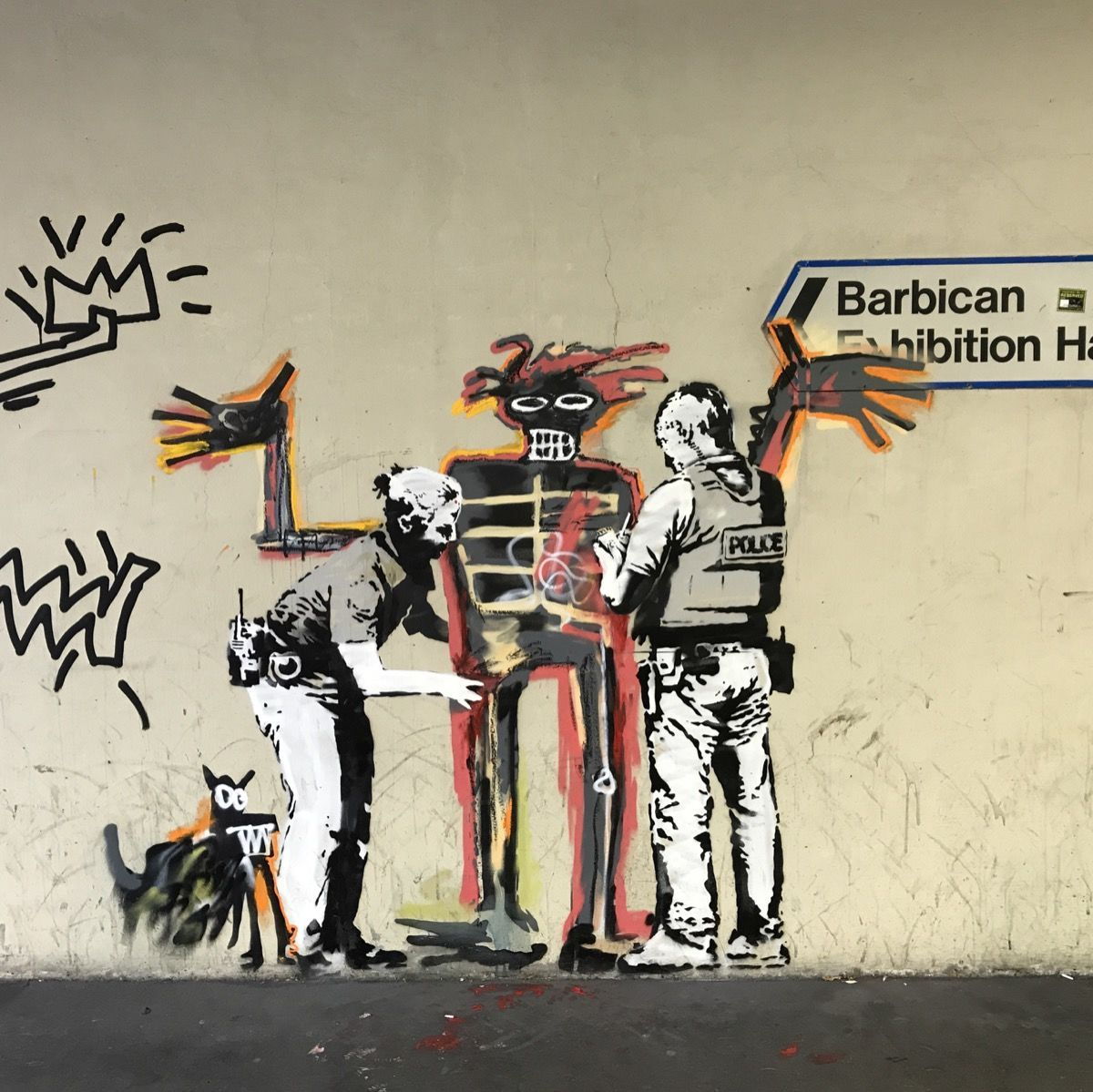 Why these are banksys 6 most iconic works banksy