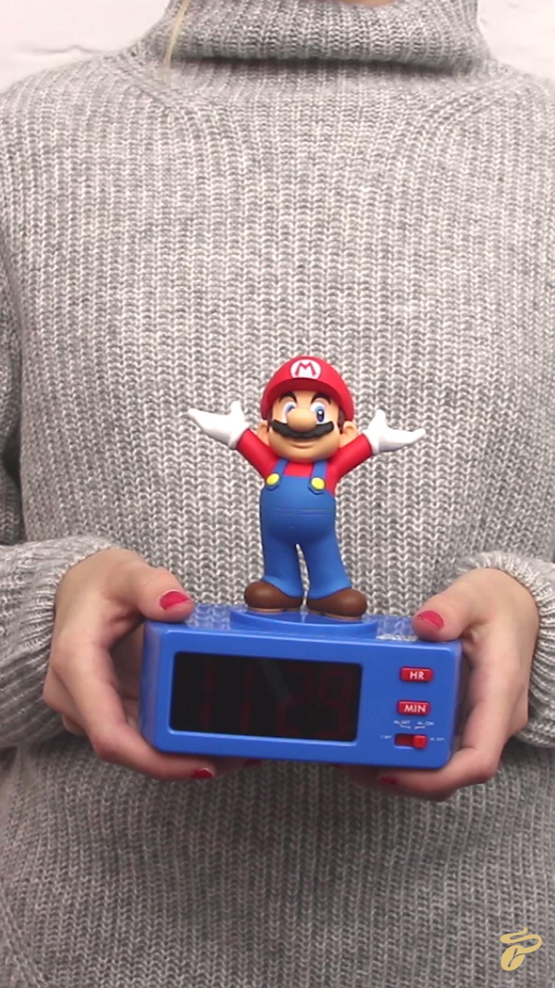 doppelter gutschein verfügbar 2019 echt Sooo viele tolle Geschenkideen, wie den Super-Mario-Wecker ...