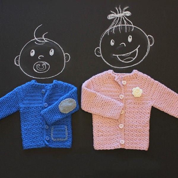 Häkelanleitung Partner 6 babyjacke | häkeln u stricken | Pinterest ...