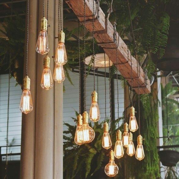 Lâmpadas fios e metais & Lâmpadas fios e metais | | k i t c h e n | Pinterest | Industrial azcodes.com