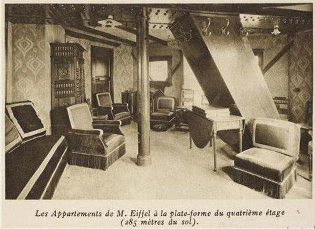 History Gustave Eiffel Had A Secret Apartment In His Famous