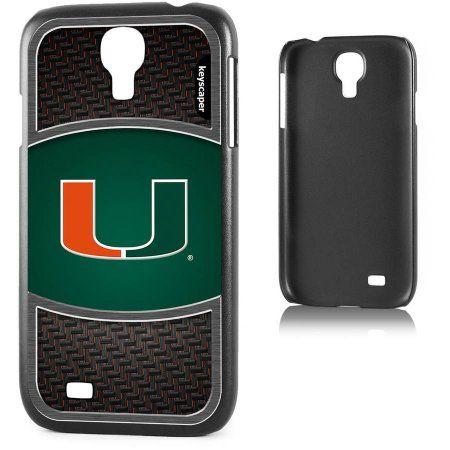 Miami Hurricanes Galaxy S4 Slim Case