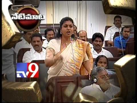 Roja comments in AP Assembly - Netimaata