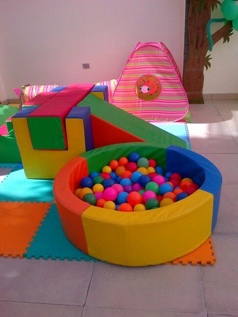 Piscina de pelotas bebe pinterest toddler play and playrooms - Piscina de pelotas ...