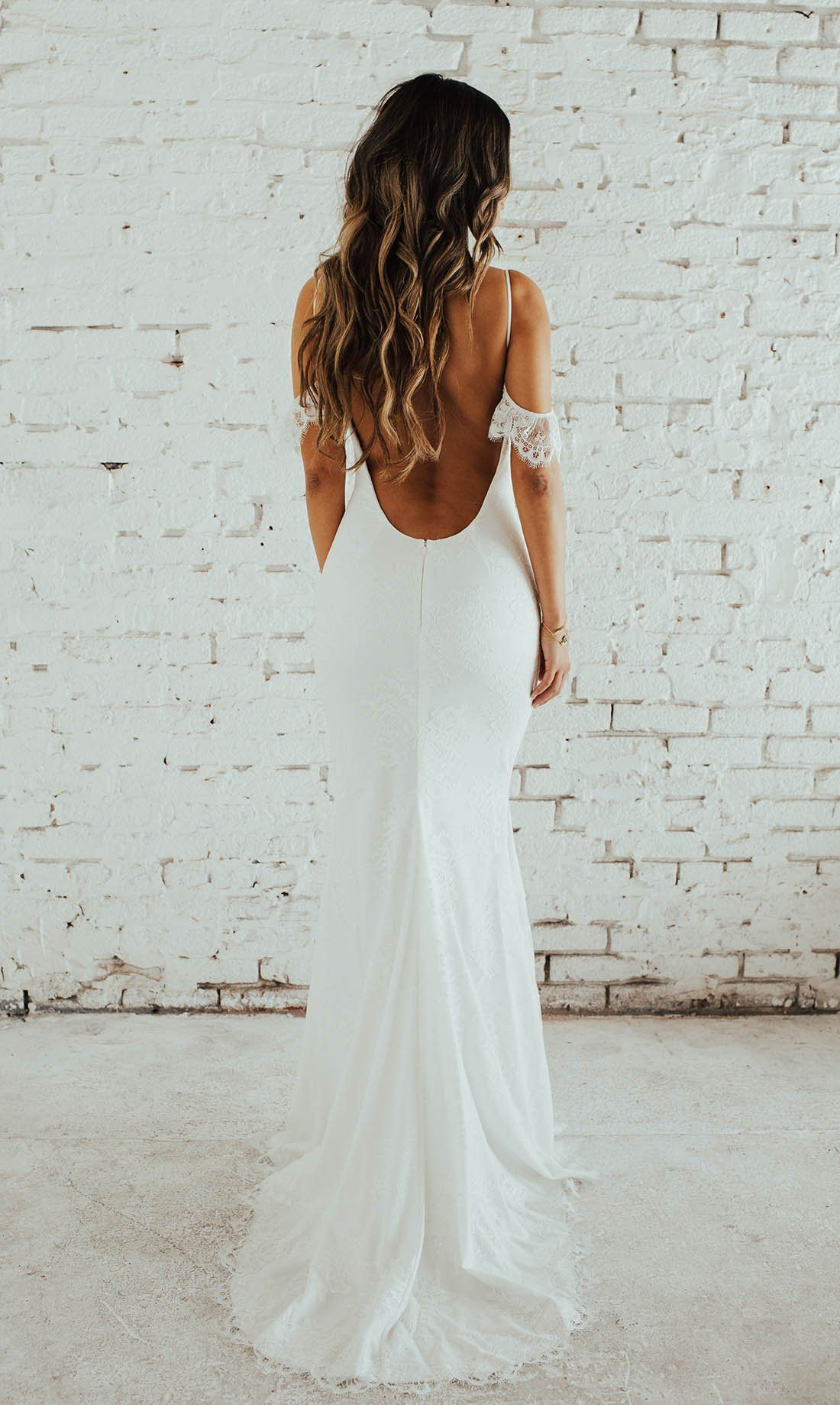 Madrid by katie may bridal modern bohemian wedding dresses sexy