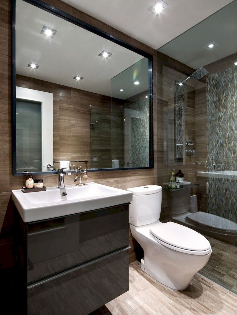 55 Beautiful Small Bathroom Ideas Remodel | Beautiful ...