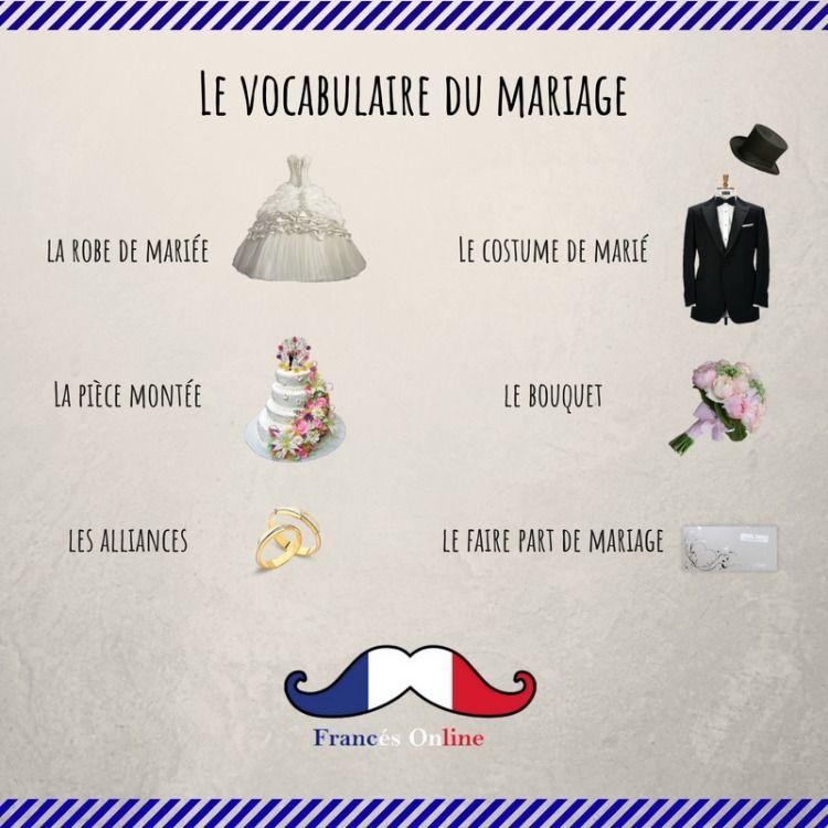 Ślub - słownictwo 4 - Francuski przy kawie