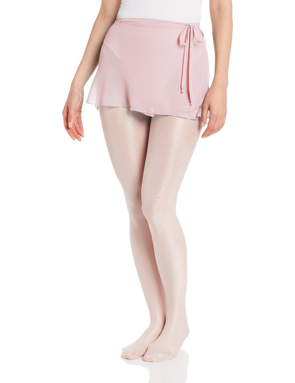 Capezio Short Chiffon Wrap Skirt