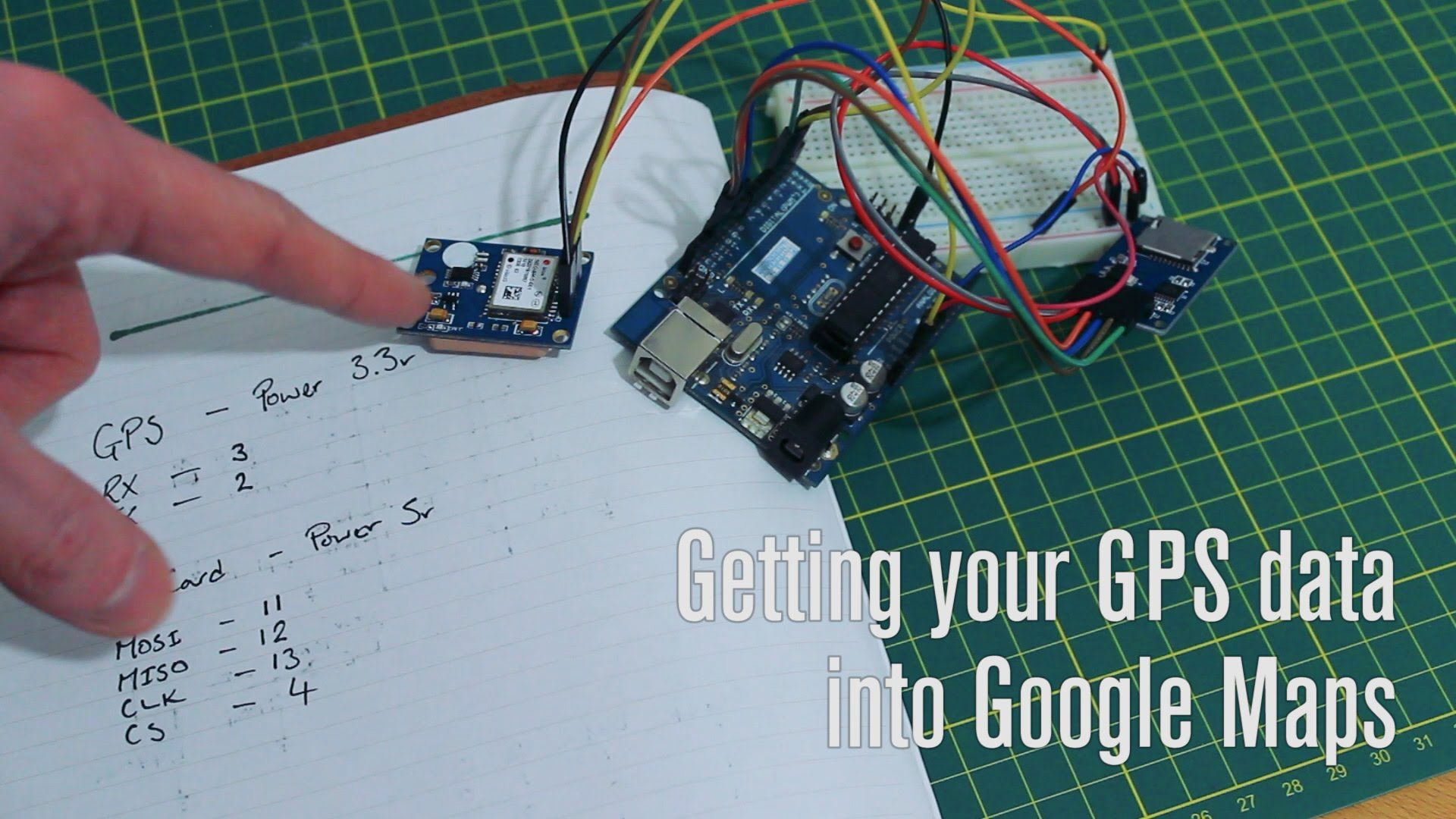 Getting Arduino Rc Plane Gps Data Into A Csv File For Goggle Maps Fm Transmitter Circuit Using Transistors Gadgetronicx Circuits