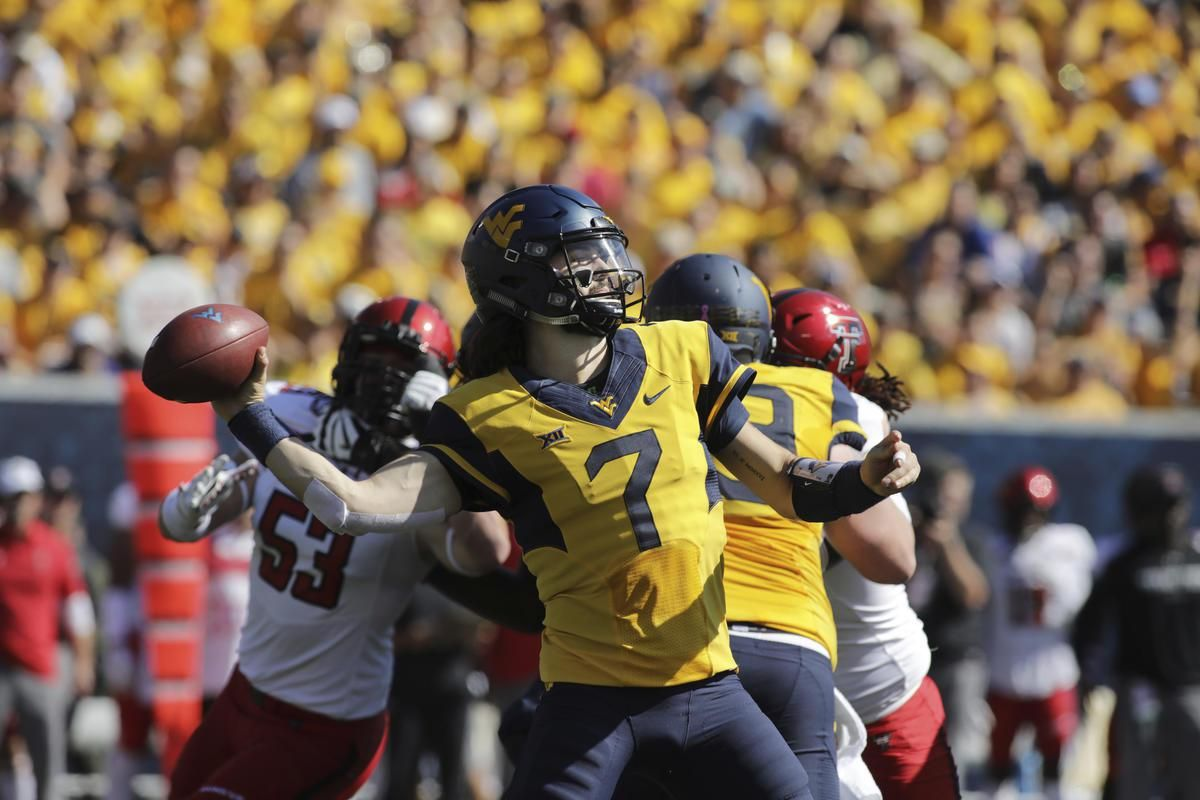 Week 5 College Football Picks ATS Wvu sports, College