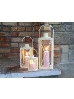 Set of 3 crossbar lanterns available at www.dressmyhome.ie