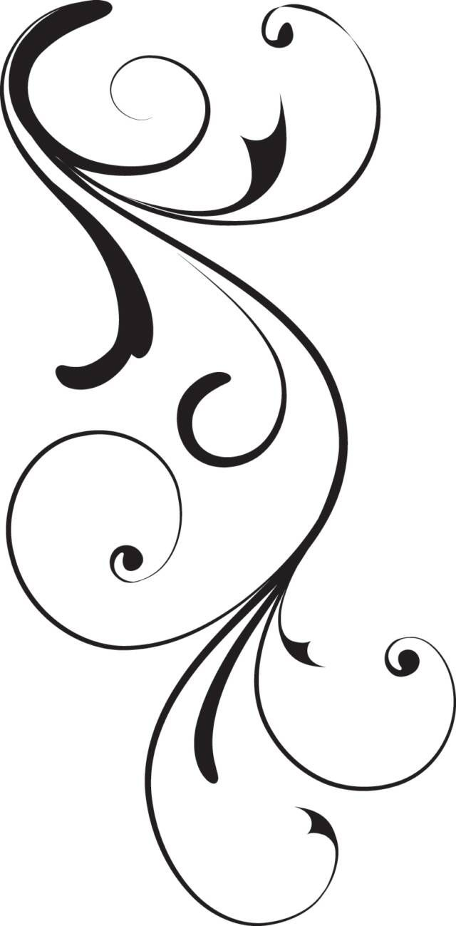 black swirl op x image vector clip art online royalty free rh pinterest com free vector swirls and curls free vector swirl download