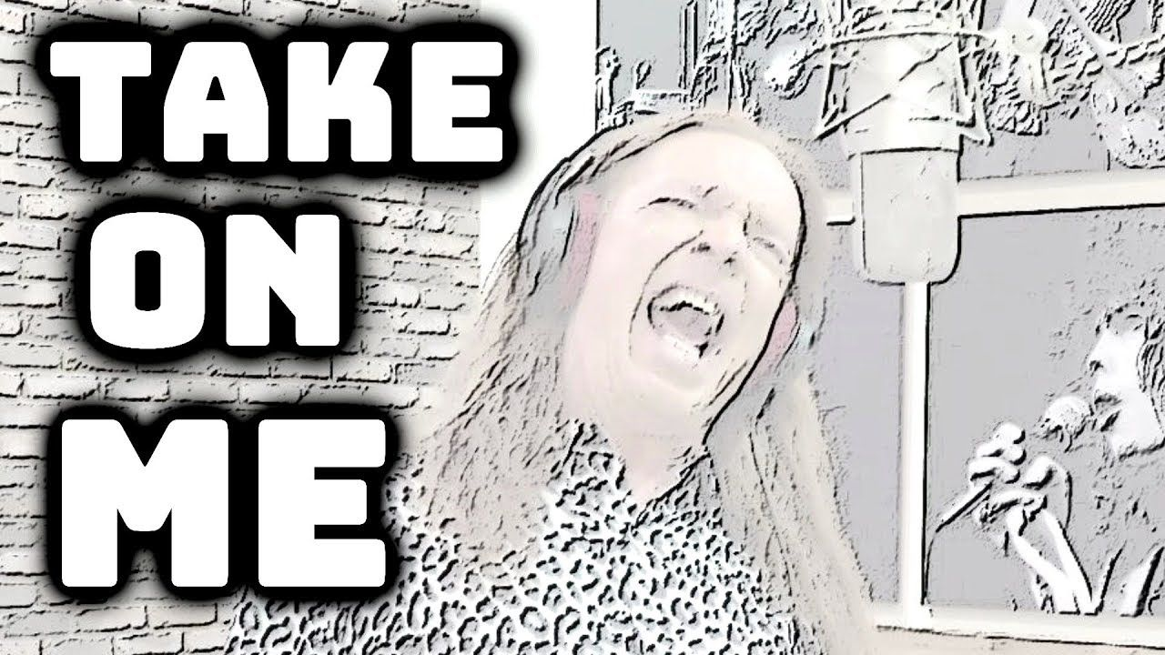 Take On Me A Ha Ken Tamplin Vocal Academy In 2020 Singing