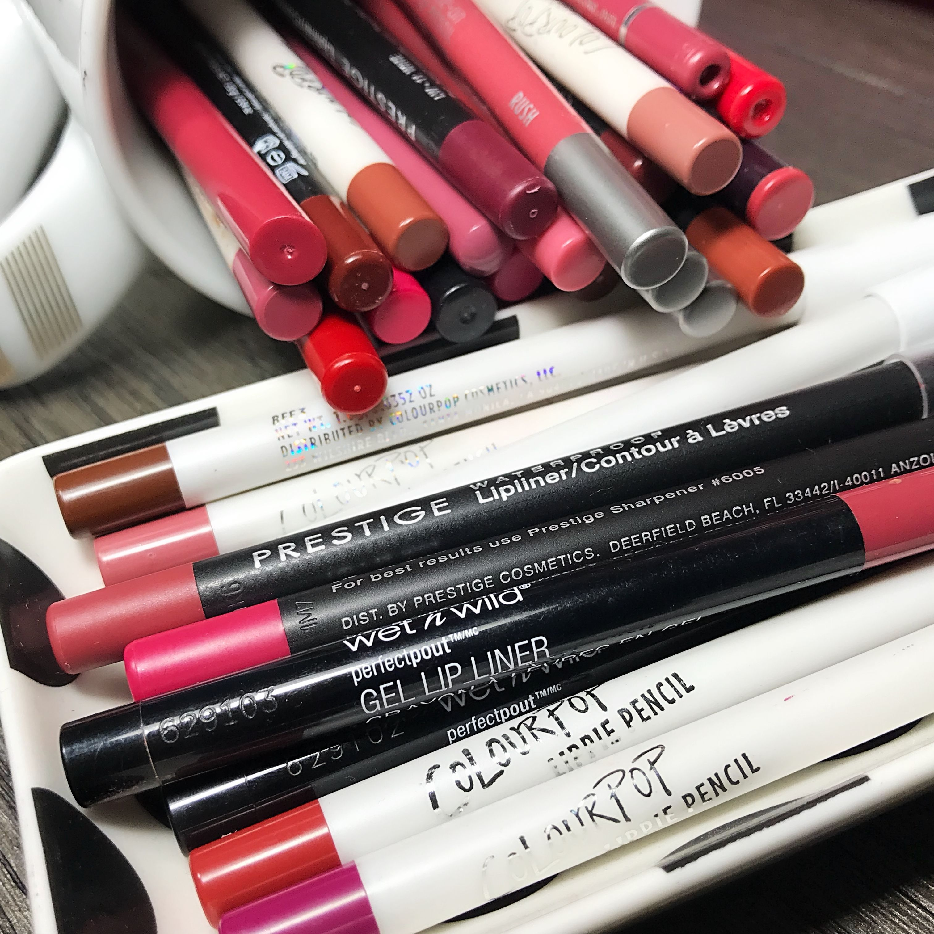 The best and most affordable lip liners on the market, all