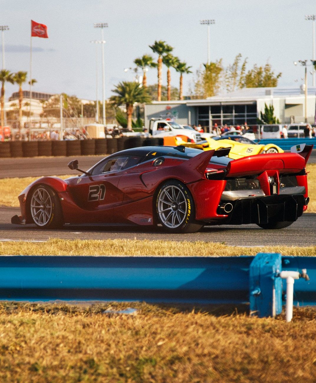 North America's First Ferrari Finali Mondiali Has to be Seen to be Believed