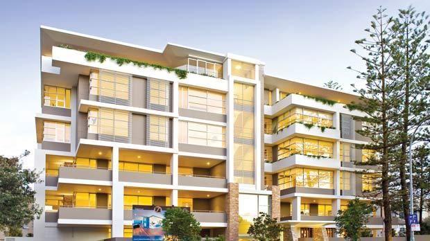 residential apartment exterior design - Google Search | Apartments ...