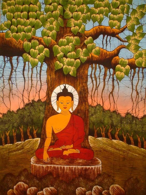 Image result for buddha's nirvana story
