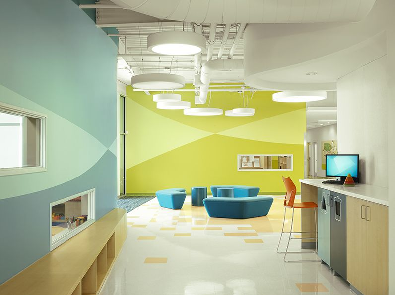 Flance Early Childhood Center At Murphy Park Early Learning Centre Early Childhood Centre 21st Century Learning Spaces