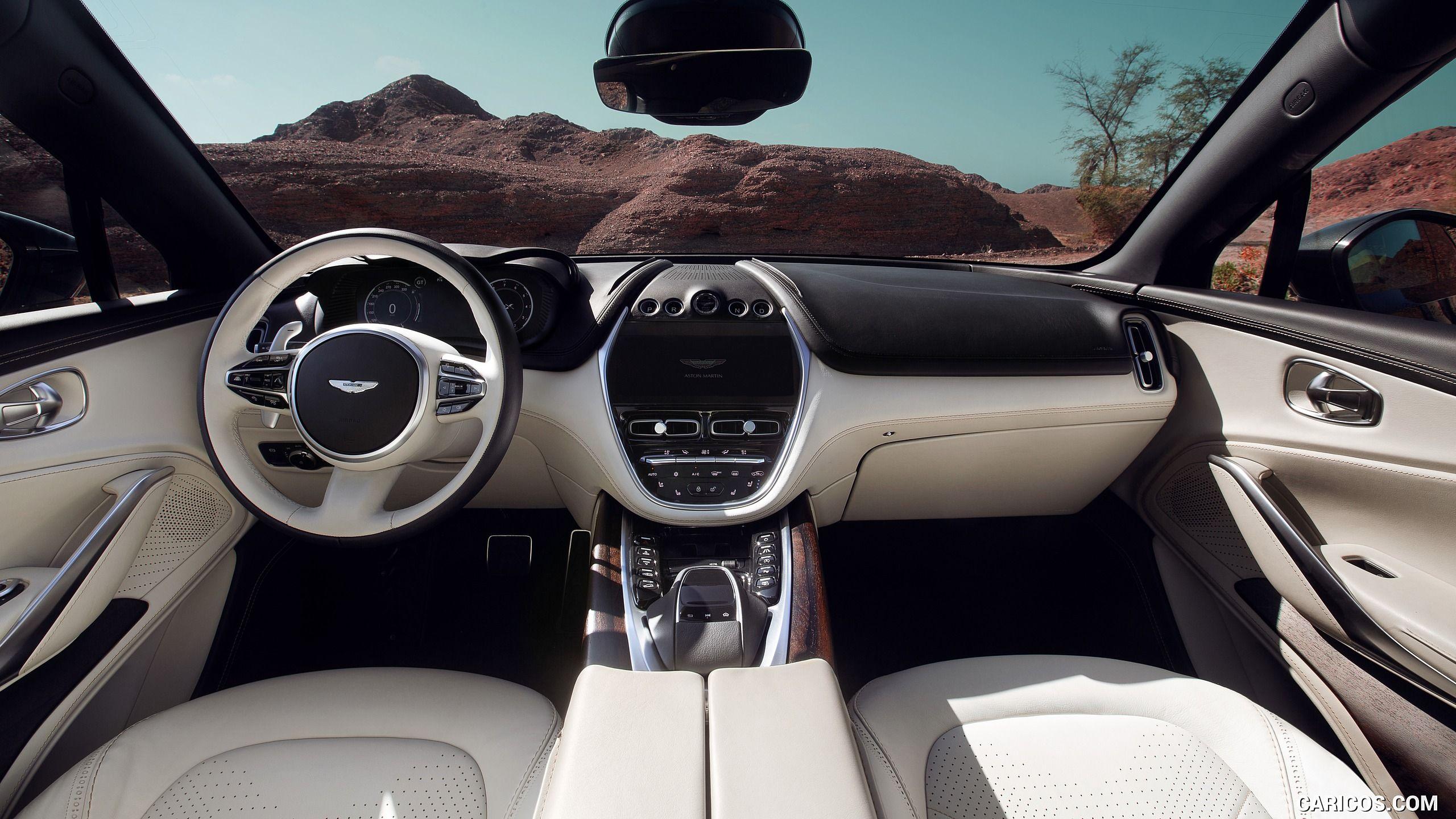 2021 Aston Martin Dbx Interior Cockpit Hd Aston Martin Aston Martin Interior Aston