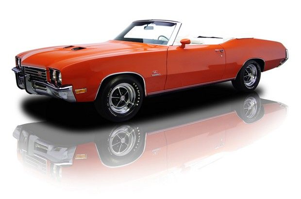1972 orange buick gs 455 stage 1 convertible my love for old school cars and trucks. Black Bedroom Furniture Sets. Home Design Ideas