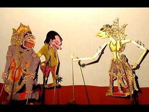 Sri Mulih Wayang Kulit Purwa In English Fib Ugm Featuring Prasasti Hd Shadow Puppets Zelda Characters Character