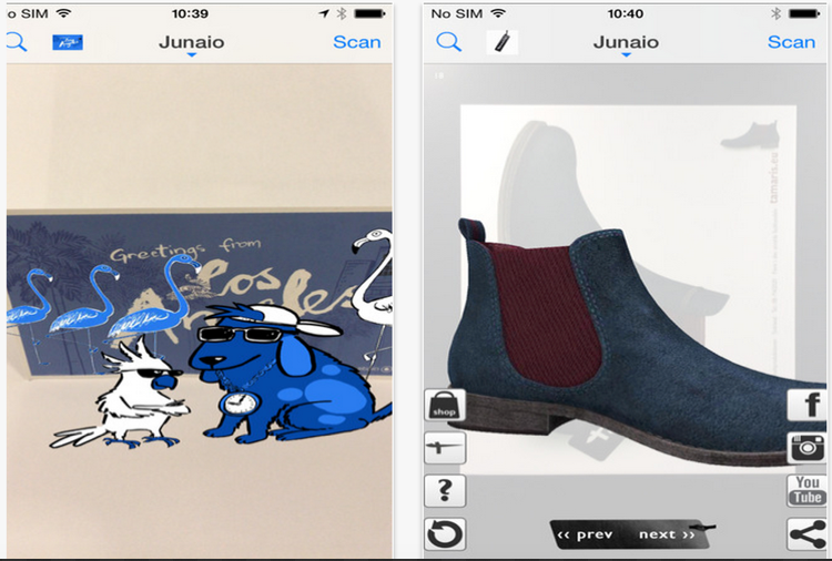 A Great Augmented Reality App for Teachers Mobile