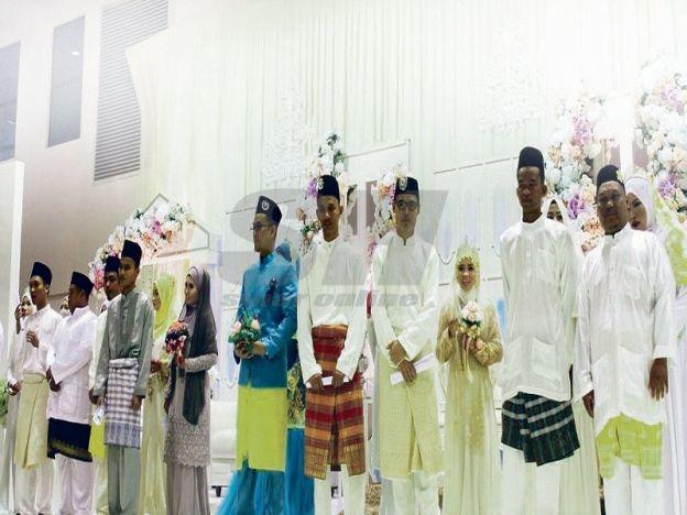 Raikan Cinta 17 Pasangan Mempelai Arty Malaysia