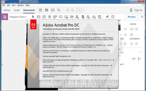 acrobat reader dc free download