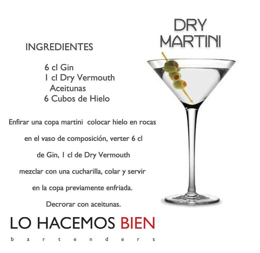 Dry Martini Festej Con Estilo De Lo Hacemos Bien