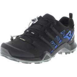 Adidas Ac7829 Terrex Swift R2 Black Blue Herren Wa In 2020 Mens Walking Shoes Black Adidas Hiking Fashion