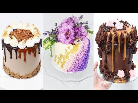 AMAZING CAKES DECORATING COMPILATION - Most Satisfying Cake - artistic skills