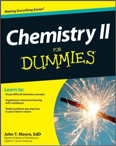 Apr3 kindle ebook daily deal chemistry ii for dummies by john t apr3 kindle ebook daily deal chemistry ii for dummies by john fandeluxe Image collections