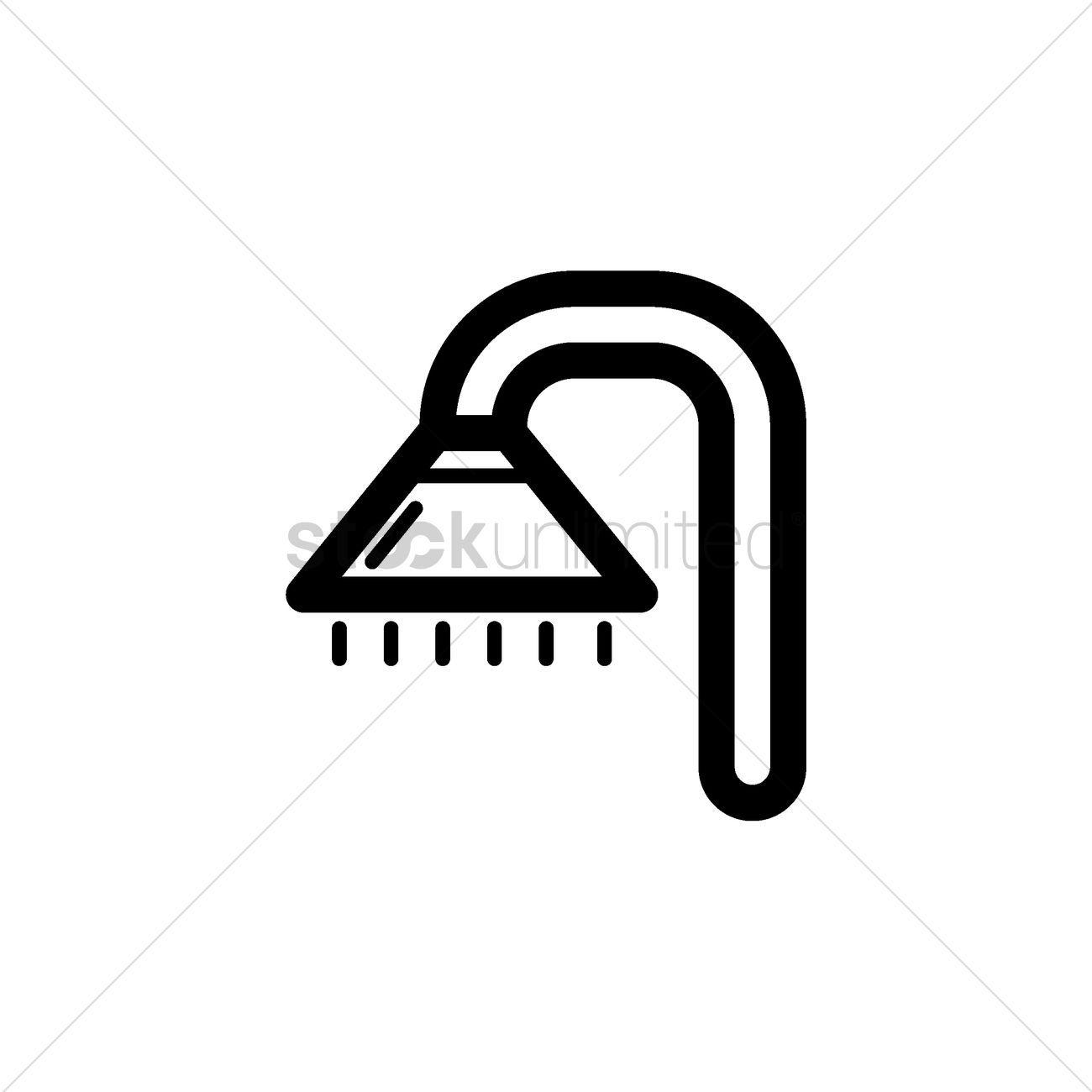 Shower Head Vector Illustration Ad Head Shower