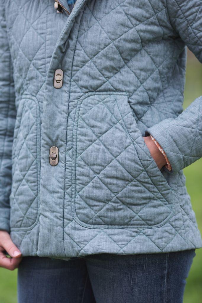 Cascade Duffle Coat & The Denim Studio by AGF | Sewing | Pinterest ...