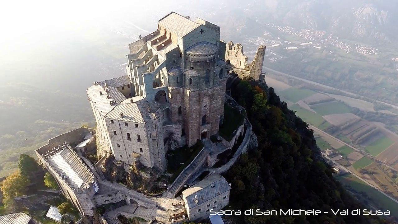 La Sacra di San Michele in Valle di Susa - Torino - Piemonte ...