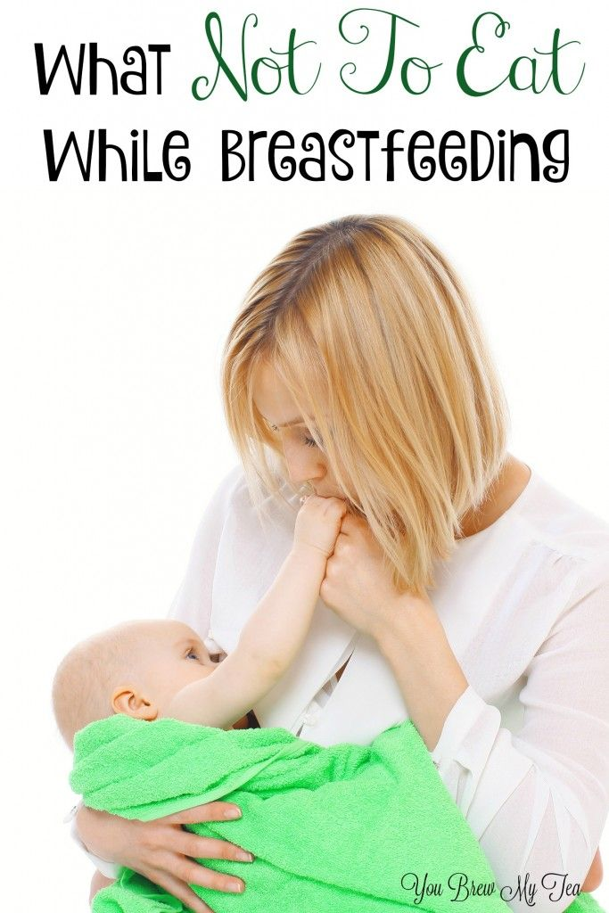 What Not To Eat While Breastfeeding  Baby Feeding -8563