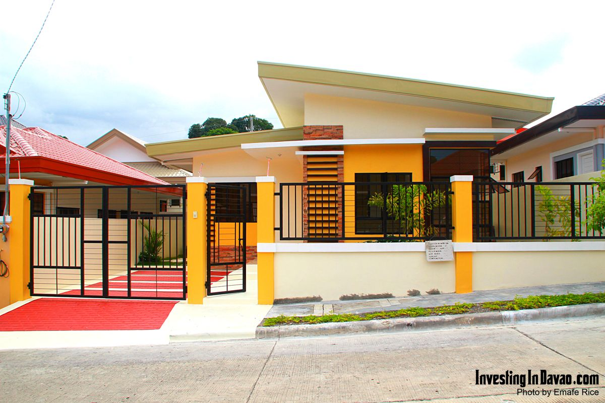 This Is Model 2 In A Middle To High End Subdivision Located In Matina Of