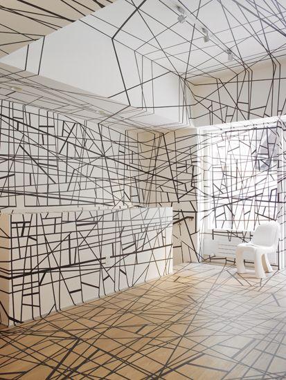 Doug Gene Meyer Geometric Interior Design Design Interior Spaces